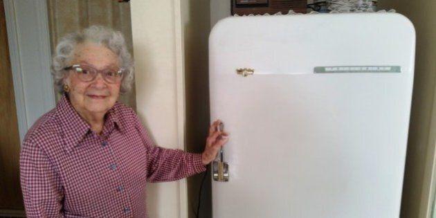 Vivre avec le même réfrigérateur depuis