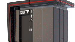 Plus de 3 M$ pour une douzaine de toilettes publiques au