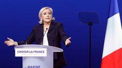 Le Pen plagie Fillon, le FN parle de «clin