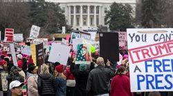À peine installé à la Maison-Blanche, Trump s'attaque aux