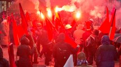 Des rassemblements à Montréal pour souligner la Journée des