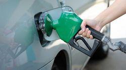 Le prix de l'essence a fait tout un