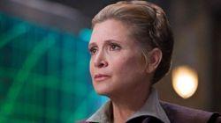 Trois ans après sa mort, Carrie Fisher sera dans l'épisode IX de «Star