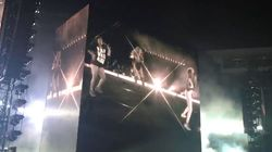 Beyoncé se fait voler la vedette par deux spectateurs qui dansent aussi bien