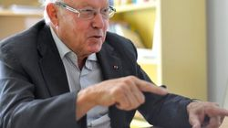 Bernard Landry nommé président d'honneur de la SSJB