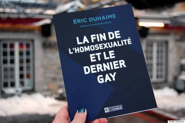 9 citations entendues lors du lancement du livre d'Éric