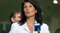 Dénigrer Israël, «c'est terminé», lance l'ambassadrice américaine à