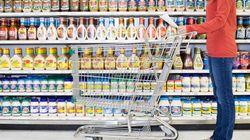 Le recul des prix des aliments réduit l'impact de la hausse de