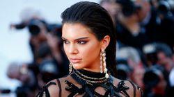 Kendall Jenner victime de