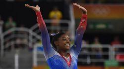 Simone Biles s'offre une dernière médaille d'or à