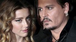 Amber Heard et Johnny Depp