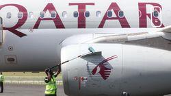 Un passager «turbulent» débarqué à mi-vol par Qatar