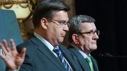 Projet de loi 110: Labeaume et Coderre ont des