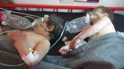 La Syrie aurait utilisé des armes chimiques à quatre