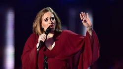 Adele chantera aux prix Grammy