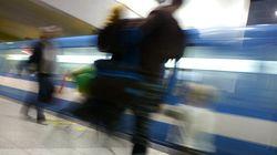 Métro de Montréal: une autre interruption de service prolongée sur la ligne