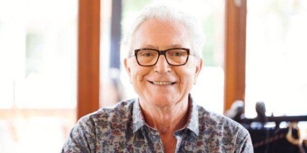 Winston McQuade intimidé: « trop vieux pour être à télé