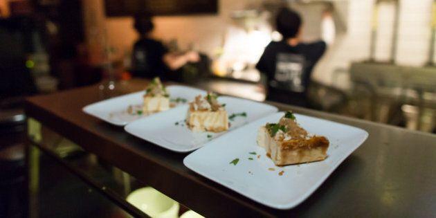 Marusan: charmant comptoir japonais dans le Vieux-Montréal