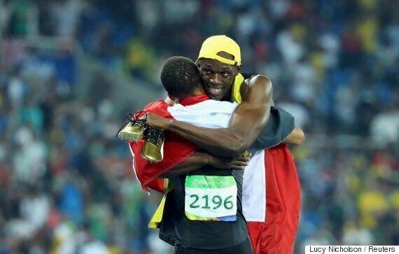 Usain Bolt et son sourire nous offrent la meilleure photo des Jeux olympiques de Rio
