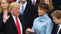 Donald Trump, 45e président des
