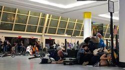 Une fausse alerte sème la panique à l'aéroport