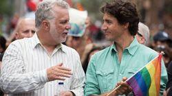 Les plus belles photos du défilé de la Fierté de Montréal (VIDÉO