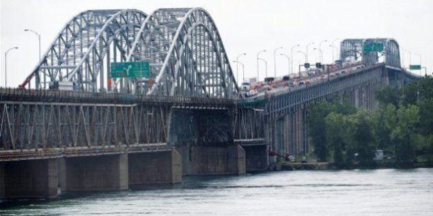 Pont Honoré-Mercier: Québec opte pour une nouvelle structure vers la