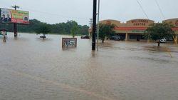 Inondations en Louisiane: treize morts et 40 000 maisons sous
