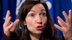 Martine Ouellet dévoilera son projet de Constitution et sa question