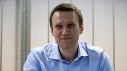 Retour en prison pour l'opposant russe