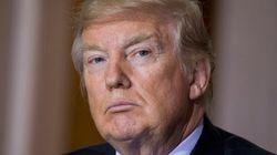Trump réitère sa volonté d'écarter la menace