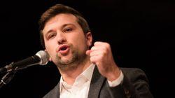 Gabriel Nadeau-Dubois est investi candidat de Québec solidaire dans