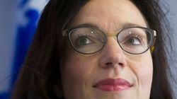 Martine Ouellet veut créer des équipes sportives
