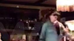 Une vidéo tournée par Amber Heard montre un Johnny Depp ivre et