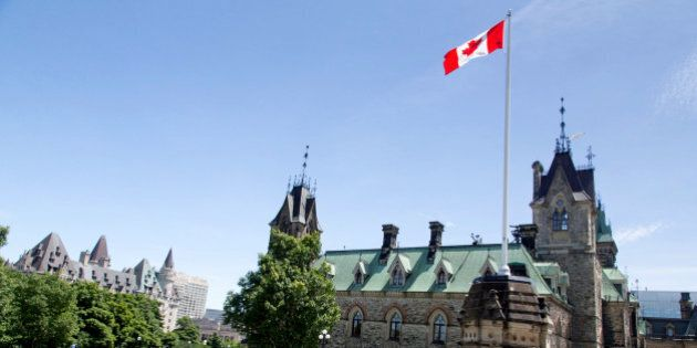 Parliament Hill (French: Colline du Parlement), colloquially known as The Hill