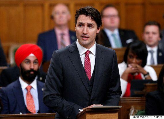 Justin Trudeau, un «drôle de francophone»