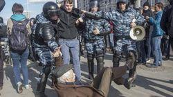 Plus de 700 interpellations à Moscou lors de la manifestation
