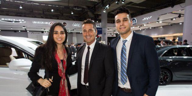 Styles de soirée: l'avant-première bénéfice VIP du Salon International de l'Auto de Montréal