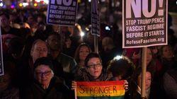 Plusieurs milliers de manifestants anti-Trump à New