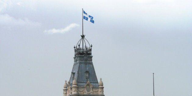 Assemblée nationale du Québec (National Assembly of Québec) in Québec City,