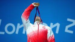 Un médaillé d'or de Londres contrôlé positif pour