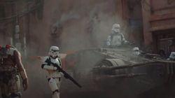 Arrêtez tout et écoutez la bande-annonce de «Rogue One: A Star Wars Story»