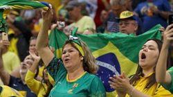 Les spectateurs brésiliens réinventent l'étiquette