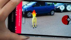 On ne peut jouer à Pokémon Go au volant, même dans un