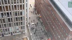 Stockholm: les images de la panique après l'attentat au