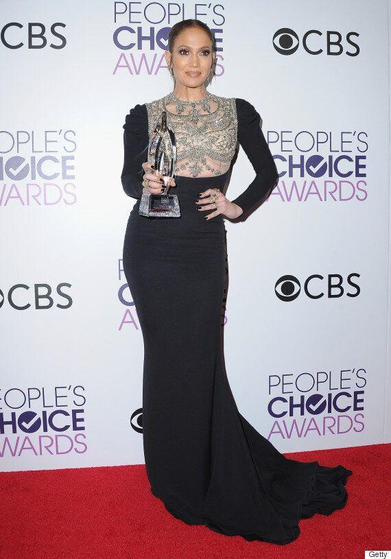 People's Choice Awards 2017: les plus belles tenues du tapis rouge