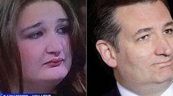 Le sosie féminin de Ted Cruz a accepté de faire de la porno pour 10