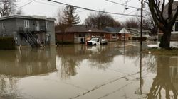 Pluies abondantes: nombreuses inondations au