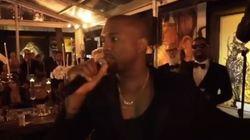 Kanye West se moque de lui-même... et c'est une grande première