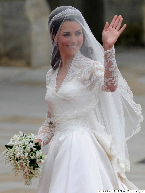 La griffe Alexander McQueen poursuivie à cause de la robe de mariée de Kate
